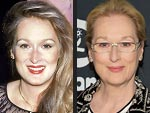 Meryl Streep's Changing Looks