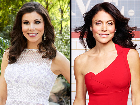 Live Now Real Housewives Heather Dubrow Bethenny