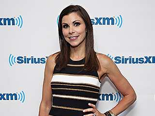 Heather Dubrow Tries Out Her Mansion-Building Skills on Cookies!