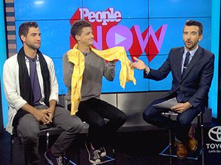 The Bachelor Dudes Are Making Chris 'Cupcake'-Style Crying Scarves a Summer Trend!