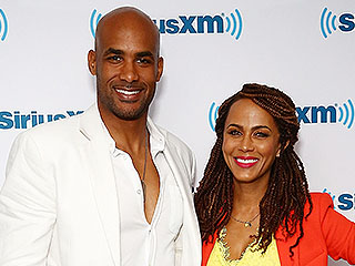 Boris Kodjoe Surprises Wife Nicole Ari Parker with How Much He Remembers About Their First Meeting