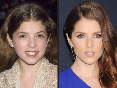 Proof 30th Birthday Girl Anna Kendrick Was The Cutest Kid