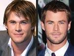 Chris Hemsworth's Changing Looks