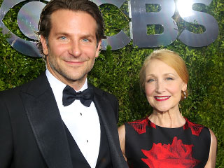 VIDEO: Bradley Cooper Once Saved Patricia Clarkson from Falling on Stage, Because Of Course