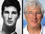 Richard Gere's Changing Looks