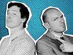 How Well Do Paul Scheer and Rob Huebel Really Know Each Other?