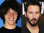 Whoa: Keanu Reeves's Changing Looks!