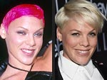 VIDEO: See Birthday Girl Pink's Changing Looks!