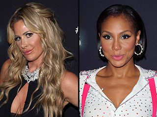 VIDEO: Tamar Braxton on Kim Zolciak-Biermann's Petition to Return to DWTS: 'The Rule Was If You Miss a Performance You Can't Come Back'