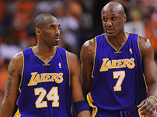 FROM SI: Kobe Bryant Calls Lamar Odom's Recovery 'Amazing'