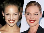 Katherine Heigl's Changing Looks!
