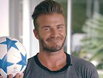 Can He Really Bend It Like Beckham? We Put David to the Test
