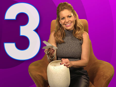 Don't Tell, But Candace Cameron-Bure's Favorite Costar of All Time Is ...