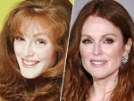 Julianne Moore's Changing Looks