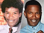 Jamie Foxx's Changing Looks!