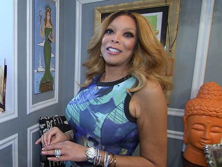 Take a Tour of Wendy Williams' Gloriously Bedazzled Office ...