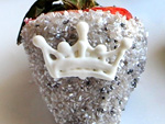 A New Royal Baby Calls for Adorably-Regal Chocolate Dipped Strawberries
