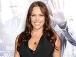 Baby Boy on the Way for Agnes Bruckner