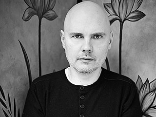 Surprise! Smashing Pumpkins' Billy Corgan Is a Dad