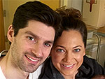 Ginger Zee Welcomes Son Adrian Benjamin