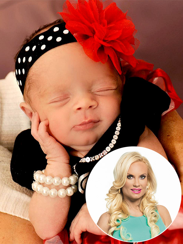 Coco Austin daughter Chanel photo
