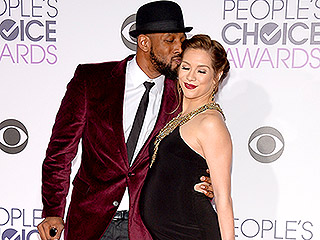 Stephen 'tWitch' Boss and Allison Holker Turn People's Choice Awards into Adorable Date Night