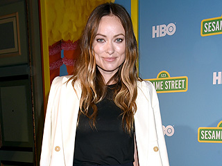 Olivia Wilde Thanks Kanye West for Giving Her Son a 'Good Sense of Rhythm'