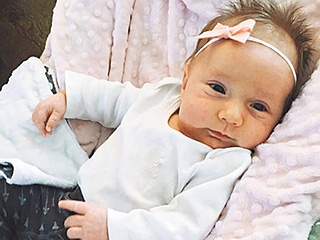 Meet Saylor James! Kristin Cavallari Shares First Full Photo of Newborn Daughter