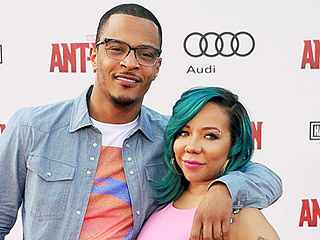 Heiress Harris! T.I. and Tiny Reveal the Name of Their Newborn Daughter