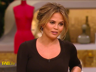 Chrissy Teigen Reveals Her Nipples Are 'All Sorts of Weird' During Pregnancy