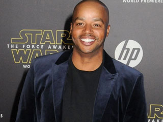 Donald Faison Jokes Son Rocco Loves Dancing to 'Uptown Funk' – and Calling Julio