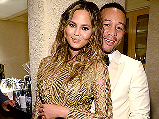 John Legend on Chrissy Teigen's Pregnancy: 'I Think She Looks Gorgeous All the Time'