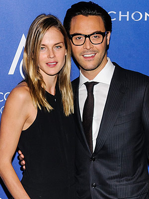 Jack Huston Shannan Click Welcome Son