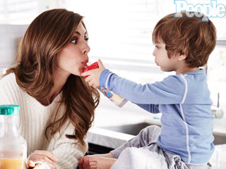 Jamie-Lynn Sigler: Multiple Sclerosis Doesn't Stop Me from Being a Hands-on Mom