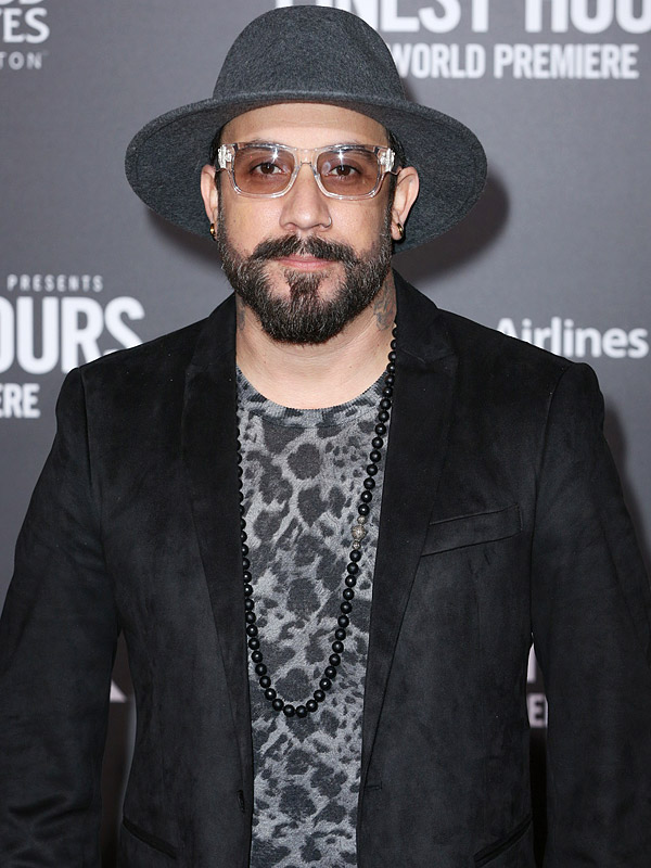AJ McLean second child adoption