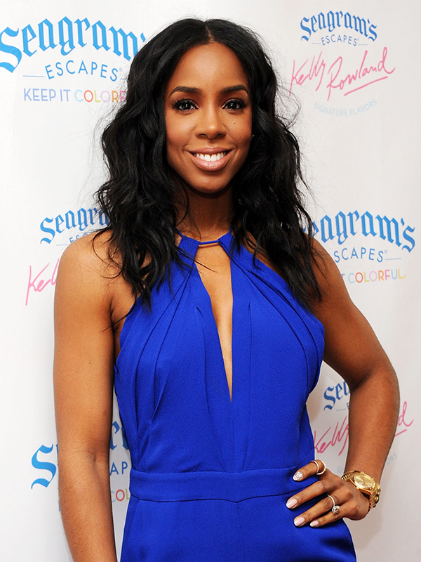 Kelly Rowland Parents magazine son Titan