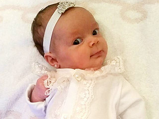 Bring on the Bling: Coco Austin's Daughter Chanel Gets Her Ears Pierced