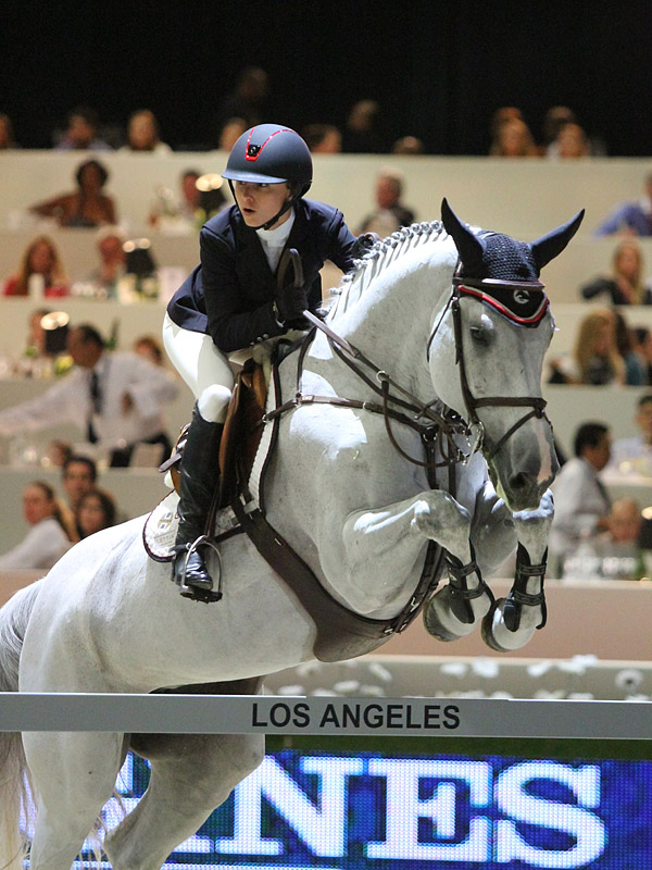 Georgina Bloomberg son Jasper