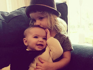 All in the Family: Jessica and Ashlee Simpson's Kids Are Already Besties