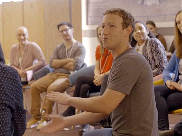 Mark Zuckerberg parenting advice