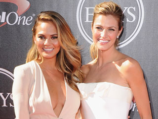 Erin Andrews on BFF Chrissy Teigen Becoming a Cool Mom: 'She Will Be an Insane Mom'