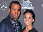 Tony Parker Welcomes Son Liam