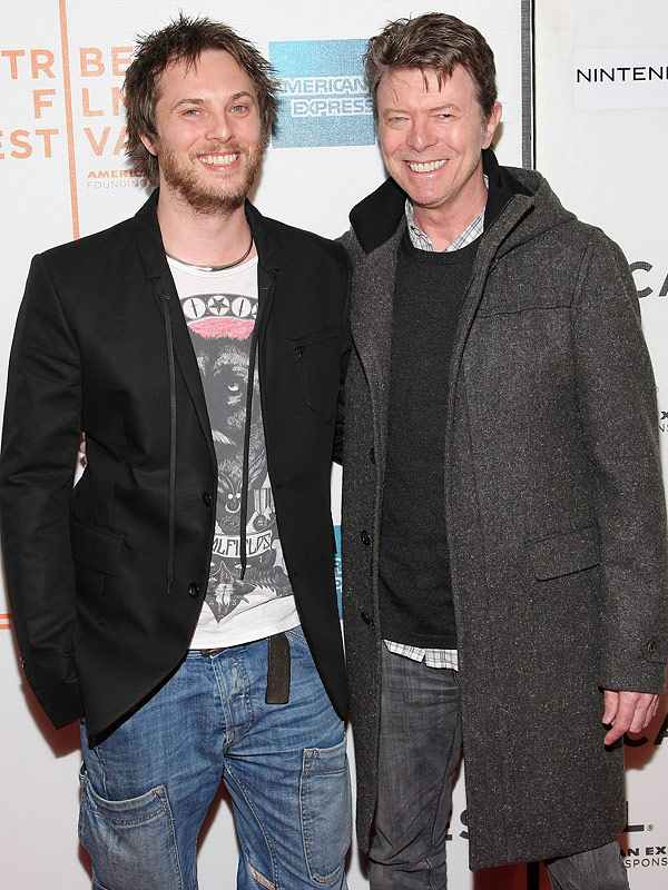 Duncan Jones David Bowie