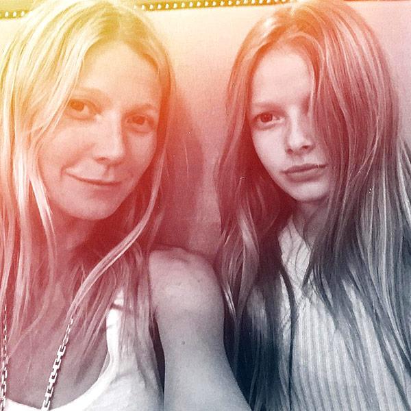 Gwyneth Paltrow And Le Martin