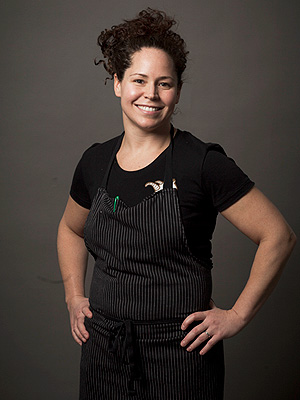 Stephanie Izard Welcomes Son Ernie William