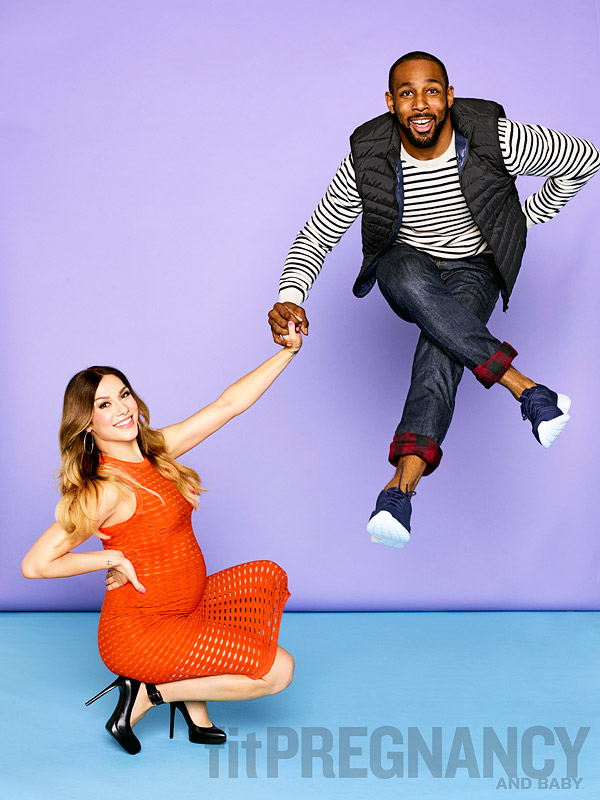 Allison Holker and Twitch
