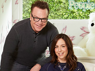 Tom Arnold Introduces Daughter Quinn Sophie: We Were 'Shocked' Over Another Pregnancy