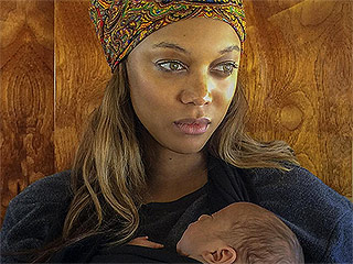Tyra Banks Shares First Photo of Son York on 'Happiest Valentine's Day' of Her Life