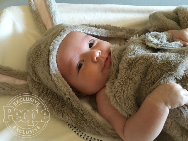 David Faustino daughter Ava Marie photo