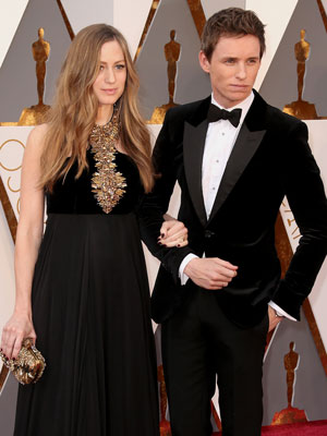 Eddie Redmayne Welcomes Daughter Iris Mary